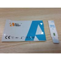 Wholesale High Accurate pH Rapid Pregnancy Test Panel Cassette Vaginal Swab from china suppliers