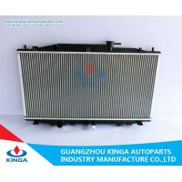 Wholesale Xinlifan 520 MT PA16 / 26 Custom Car Radiators Aftermarket Aluminum Radiators from china suppliers