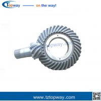 Customized spiral bevel gear set for agriculture tool gearboxes 20T