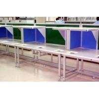Buy cheap Aluminum alloy working table from wholesalers