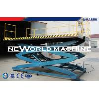 Wholesale 5T 2.2KW SJG Series Hydraulic Lift Platform / Stationary Scissor Llift from china suppliers