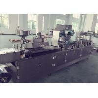 Wholesale Tropical Tablet / Capsule Blister Packing Machine Alu Alu Blister Machine Multifunction from china suppliers
