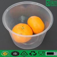 Quality Plastic Container for Green Bean Cake Storage for sale