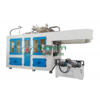 Wholesale Fully Automatic Biodegradable Tableware Making Machine Bowls / Cups / Meal Trays from china suppliers