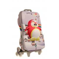 Wholesale Recyclable Kids Hard Shell Rolling Luggage / Wheeled Backpack Luggage from china suppliers