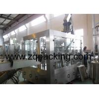 Wholesale Glass bottle beer filling Equipment beer filler crowner from china suppliers