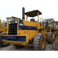 Second Hand Front Loader Construction Equipment Used 16411 Hours