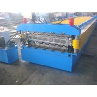 Wholesale 60Hz 3 Phase Double Layer Roll Forming Machine for Roof Panels from china suppliers