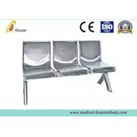 Wholesale Aluminum Medical Hospital Furniture Chairs Hospital Treat-Waiting Equipment Airport Chair (ALS-C08) from china suppliers