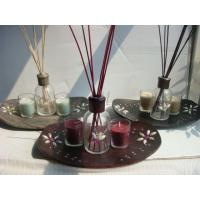 Wholesale Sandalwood Reed Diffuser Air Fresheners With 200ml Perfume Oil from china suppliers