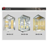 Wholesale Customized Ceiling And Floor Stainless Steel Frame Mirror Middle Panel from china suppliers