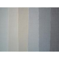 Wholesale Blinds sun shade screen fabrics for windows from china suppliers