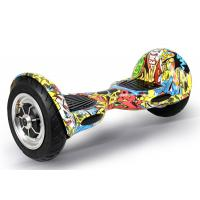 Wholesale Most Popular 10 Inch Electric Scooter Battery Operated Skateboard For Supermarket / Warehouse from china suppliers