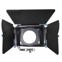 Wholesale Three Bladed Camera Matte Box M2 Multifunctional Matte Box For DSLR from china suppliers