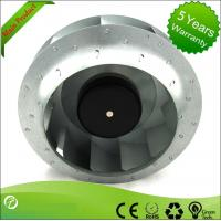 Wholesale Low Noise EC Centrifugal Fan Backward Curved For Air Purification from china suppliers