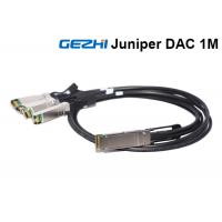 Wholesale Direct Attach Copper DAC Cables 40GBASE-CR4 QSFP+ to 4 10GBASE-CU SFP+ from china suppliers