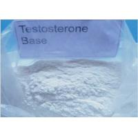 Quality Purity 99% Testosterone Base CAS 58-22-0 Natural Steroid Based Hormones For Bodybuilding Test Base for sale