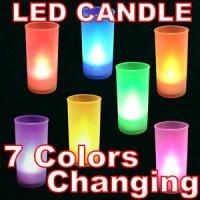Wholesale LED Tea Light Candles - 1 from china suppliers