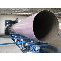 Wholesale continuous GRP pipe winding production line from china suppliers
