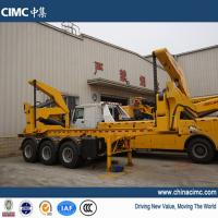 Wholesale 20ft container side lifter with 37 tons load capacity from china suppliers