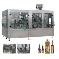 Wholesale Rotary Piston Type vegetable oil filling machine Auto 3000BPH / 1000ml from china suppliers