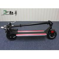 Wholesale High Speed Folding Electric Scooter , Black Foldable Motorized bike for Adults from china suppliers