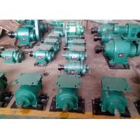 Wholesale 90 Degree Reduction Gearbox Worm Gear Reduction Gearbox Three Circle Type from china suppliers