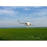 Wholesale Low Cost Crop Dusting Helicopter UAV for Agriculture Use Ginger , Rice , Wheat from china suppliers