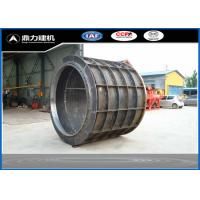 Wholesale Prestressed Concrete Pipe Mold Pile Steel Mould OEM / ODM Available from china suppliers