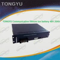 Wholesale Flexible Configuration Communication Solar Energy Storage Battery LiFePO4 48V 20Ah from china suppliers