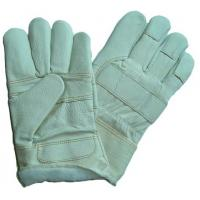 Wholesale XL Full pile lining furniture leather freezer Winter Work Gloves to keep warm 604FWLP from china suppliers