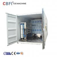 Wholesale Containerized Commercial Ice Cube Maker R507 Refrigerant 29*29*22mm from china suppliers
