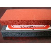 Wholesale Aging Resistant Close Cell Silicone Sponge Rubber Sheet For Ironing Table And Seals from china suppliers