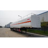 Wholesale CIMC 3-axle  Fuel Tanker Trailer 40CBM diesel tank trailer for sale from china suppliers