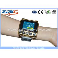 Wholesale Light Weght Laser Therapy Watch For Knee Pain / Diabetes Tratment , CE ROHS Standard from china suppliers
