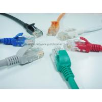 Wholesale Plenum Category Cat6 Patch Cables Cat6 Ethernet Cables 24Awg Twisted from china suppliers