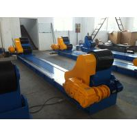 Wholesale Self Aligning Welding Rotator  Pipe Rollers Heavy Duty , Bolt Adjustment Pipe Wheels Rollers from china suppliers