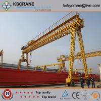 Wholesale Hot Sale Gantry Crane With Electric Trolley from china suppliers