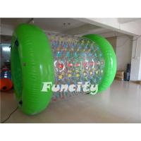 Wholesale Outdoor Green Color Inflatable Walk On Water Ball For Adults / Kids from china suppliers