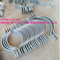 China Custom Pipe Shoes, Pipe Support, Pipe Clamps and Pipe Saddles Products by Steel Fabrication on sale