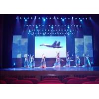 Buy cheap Energy Saving Indoor  Smd Rental Led Displays  for Stage Background from wholesalers