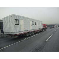 Wholesale Finished Modern Modular Homes , Over Wide Modular Homes from china suppliers