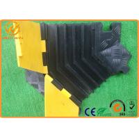 Wholesale 5 Channel Cable Protector Ramp Guard Dog High Resist Compression Strong Rubber from china suppliers