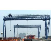 Wholesale Viaduct Overhead Launching Gantry Crane 42m Span 900t Max Load Capacity 380V / 50Hz from china suppliers
