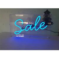 Wholesale Advertising Display LED Neon Signs Decorative Acrylic LED Neon Light Letters from china suppliers