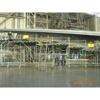 Wholesale ODM Trouble free assembly Ring Lock scaffolding System for Maintenance , ringlock scaffold from china suppliers