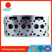 Quality tractor engine parts wholesale, Kubota D902 cylinder head 1G962-03040 for RTV 900 John Deere X2230D BX2350D for sale