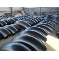 Wholesale Butt Weld Carbon Steel A234 WPB 90deg LR Elbow , 45 deg , 180 deg , Pipe Fittings from china suppliers
