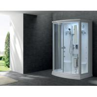 Wholesale Bathroom design For two people sauna vs steam room G268 shower cabin from china suppliers