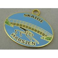 Wholesale Brass Hard Enamel Medal from china suppliers